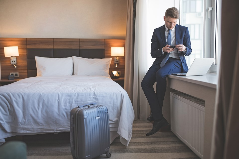 Business Travel Hotel Rooms