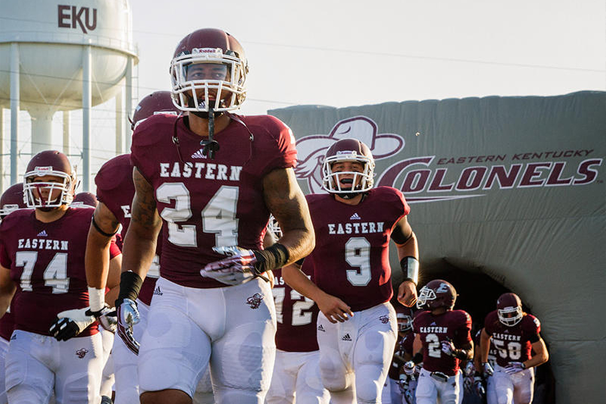 EKU Colonels College Football NCAA