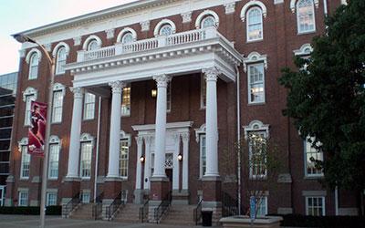 Eastern Kentucky University building